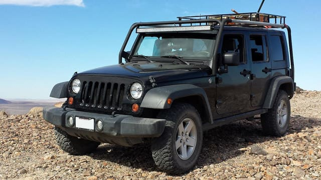 Jeep Repair Services SLC Utah | Jerry Lambert Automotive