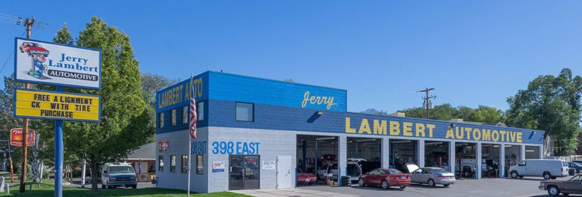 Salt Lake City Auto Repair
